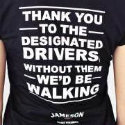 Designated Drivers - T-Shirt (Womans)