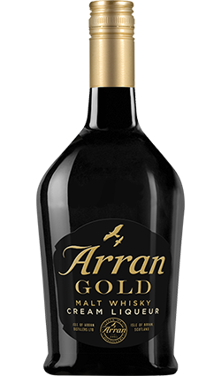 Arran Gold Malt Whisky Cream Liqueur