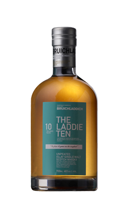 Bruichladdich 10 Year Old - The Laddie Ten