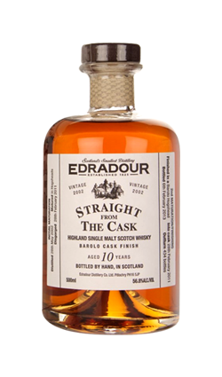 Edradour 10 Year Old 2002 Straight From The Cask