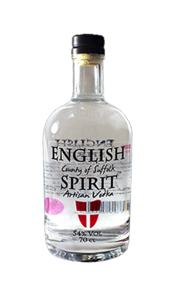 English Spirit Vodka 54%