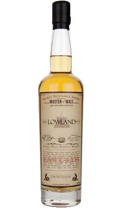 Master of Malt Lowland Single Malt