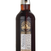 Springbank 13 Year Old 1999 (Cask 123) - Dimensions (Duncan Taylor)