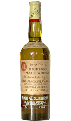 Mackinlays Shackleton Rare Old Highland Malt The Journey