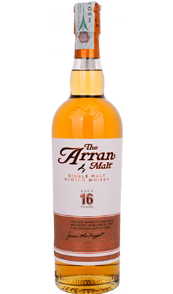 Arran 16 Year Old Single Cask Master Of Malt Whisky
