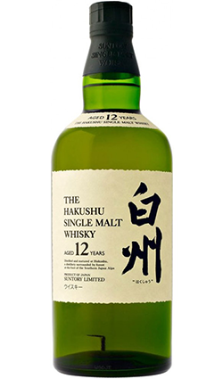 The Hakushu 12 Year Old