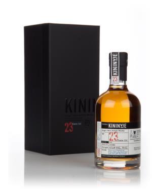 Kininvie 23 Year old 1990 Batch 2 Whisky