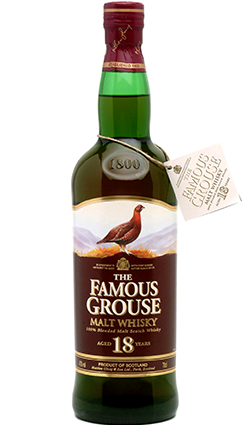 The Famous Grouse 18 Year Old