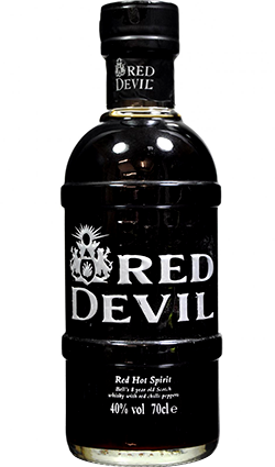 Bells Red Devil 8 Year Old