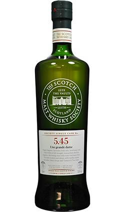 The Scotch Whisky Society Auchentoshan 14 Year Old 1 Of 185 Bottles