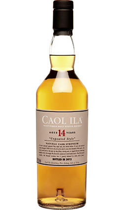 Caol Ila 14 Years Old Unpeated 2012 Special Release