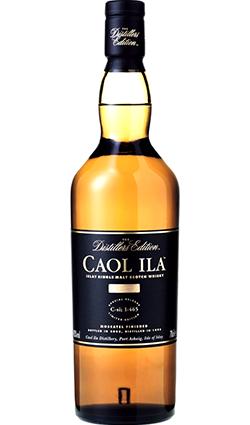 Caol Ila 2001 Bottled 2013 Moscatel Cask Finish Distillers Edition