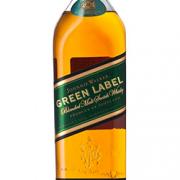 Johnnie Walker Green Label 15 Year Old New Bottling