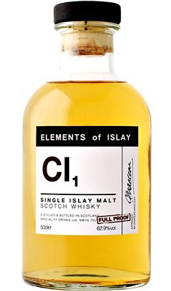 Elements Islay CI1 Caol Ila