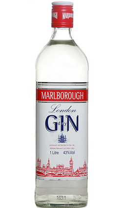 Marlborough London Dry Gin