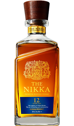 Nikka 12 Year Old Premium Blended
