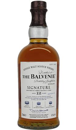 Balvenie Signature 12 Year Old