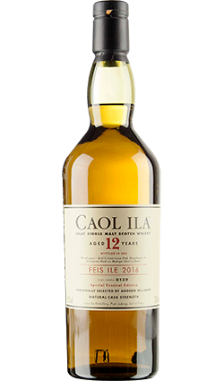 Caol Ila 12 Year Old Feis Ile 2016