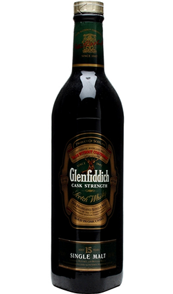 Glenfiddich Cask Strength 15 Year Old