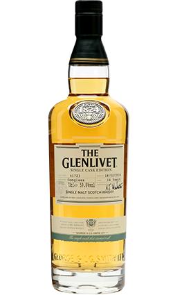 The Glenlivet 14 Year Old Single Cask Edition