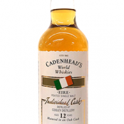 Cadenheads World Whiskies Cooley Distillery 12 Year Old