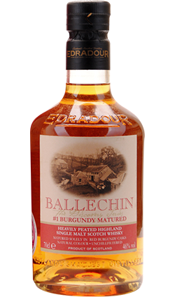 Edradour Bellechin 1 Burgundy Matured