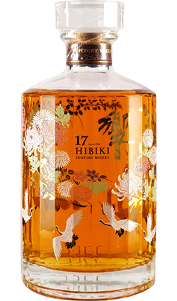Hibiki 17 Year Old Kacho Fugetsu Limited Edition
