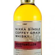 Nikka Single Coffey Grain Whisky Woody Mellow