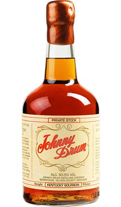 Johnny Drum Kentucky Bourbon Private Stock