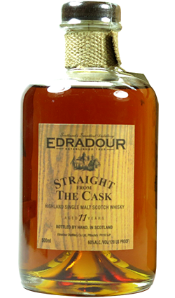 Edradour 1991 Straight Cask 11 Year Old