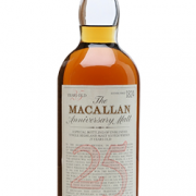 Macallan 1968 1993 25 Year Old Anniversary Malt