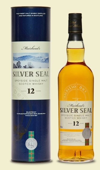 Muirheads Silver Seal Speyside Single Malt Scotch Whisky 12 Years Old