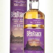 Benriach 15 Year Old Dark Rum Finish Whisky