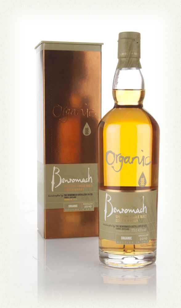 Benromach Organic 2010 Bottled 2016 Whisky