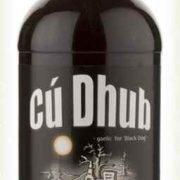 Cu Dhub Black Whisky
