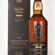 Lagavulin 1995 Bottled 2011 Pedro Ximenez Cask Finish Distillers Edition Whisky